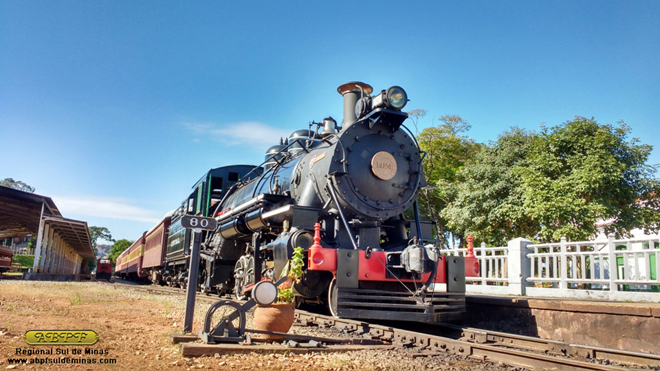 Trem das Águas - São Lourenço MG